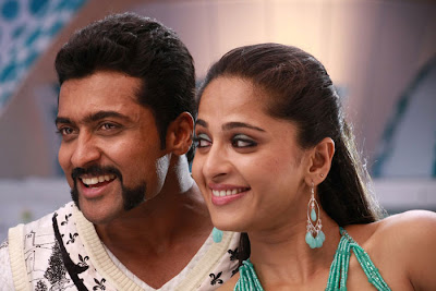 Surya and Anuska Singam 2