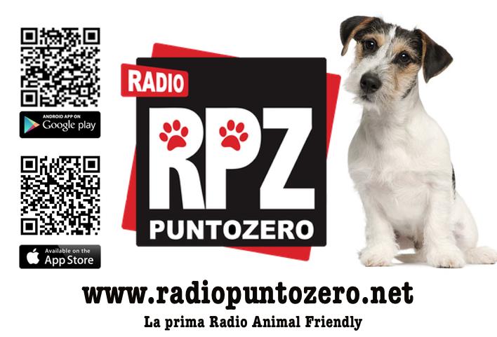Ascolta il nostro programma radiofonico su Radio Punto Zero ogni mercoledì alle 17:00