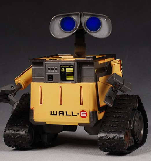 Hot Kids Toys Review: Cool Toys : Remote Control Figure : WALL-E