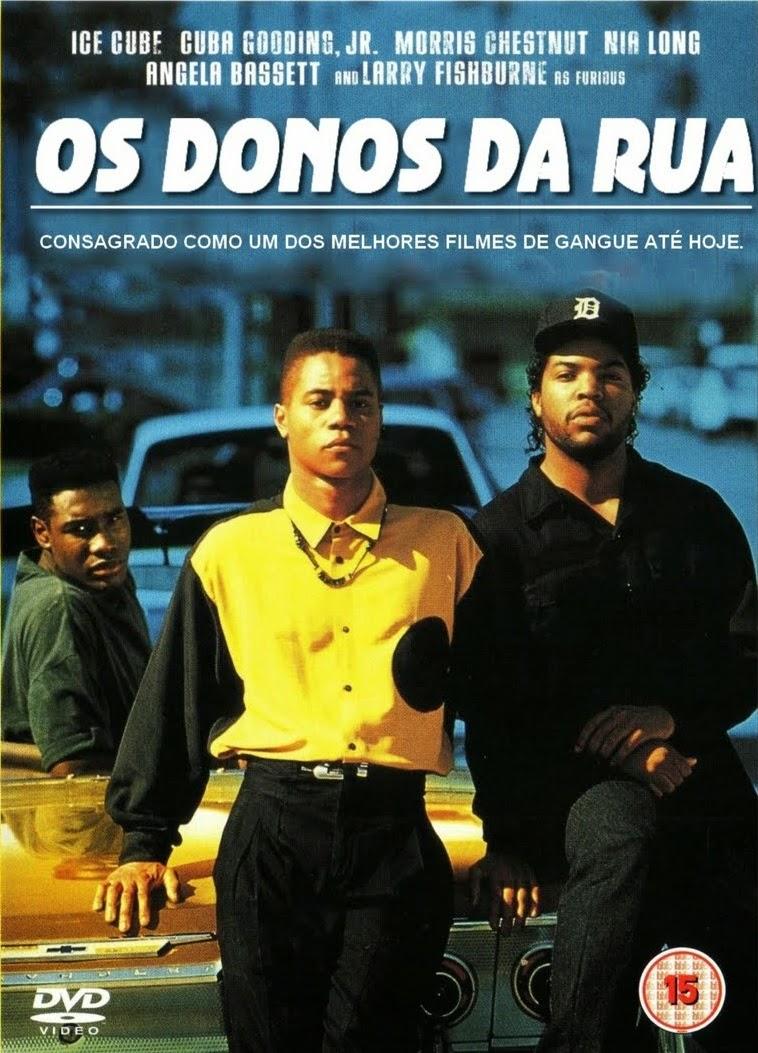 Os Donos da Rua – Dublado (1991)