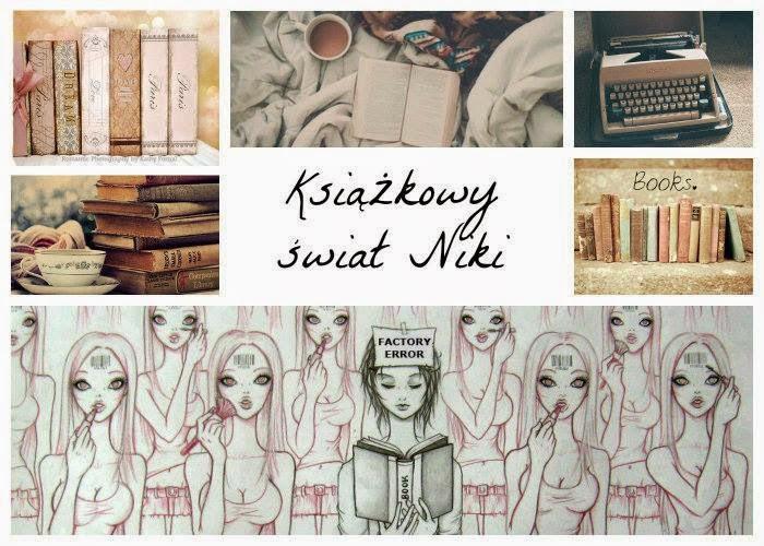 Książkowy świat Niki