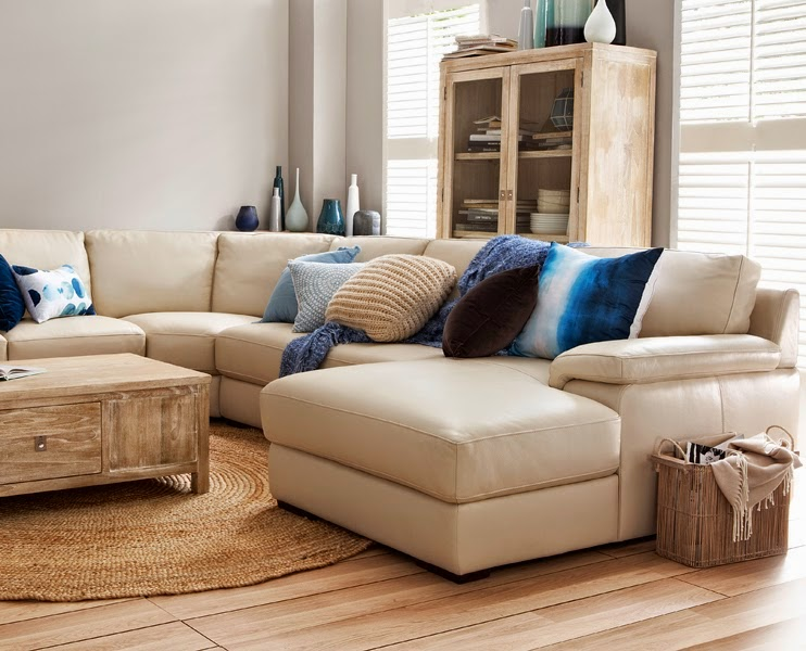 Elite decor choosing right sofas for your living room - Chaise longue modernos ...