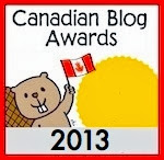 Life Without Lemons won best Food and Drink Blog for 2013