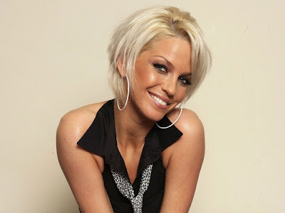 Stunning Beauty Sarah Harding Wallpaper