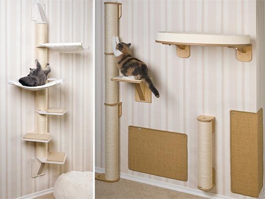 Macskab tor s kutyah z kapar f k macskab torok for Build a cat climber