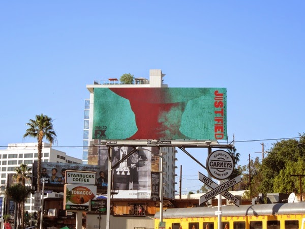 Justified season 6 billboard