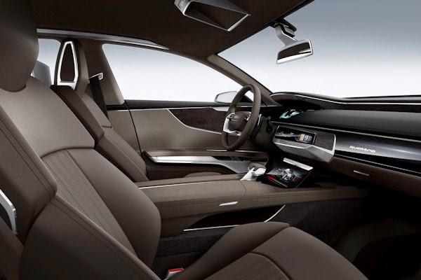 2015 Audi A9 Prologue Avant Concept - Top Auto Review