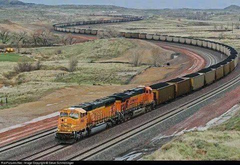 Curiosidades e Variedades - Conheça o trem mais longo do mundo