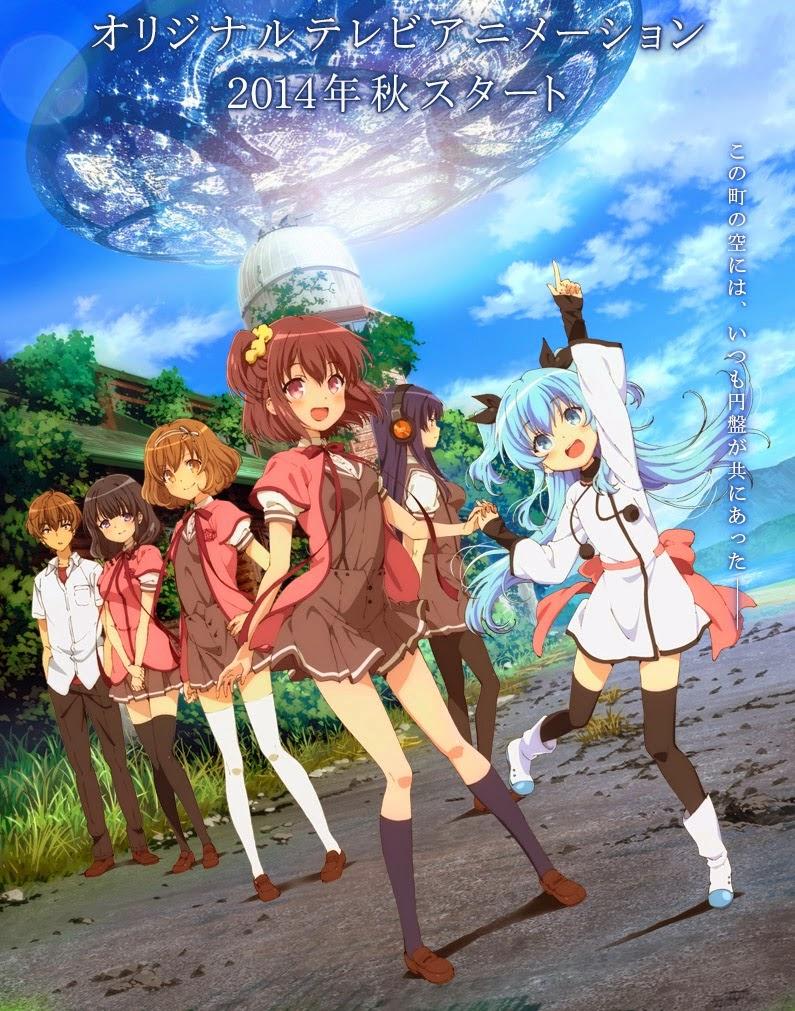 [ Info-Anime ] Video Promo Anime Sora No Method