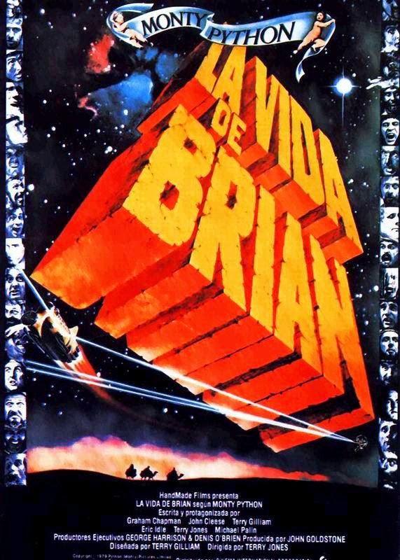 Monty, Python, Brian