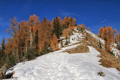 The Peak of Carne Mountain