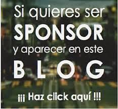 ¿Quieres ser Sponsor?