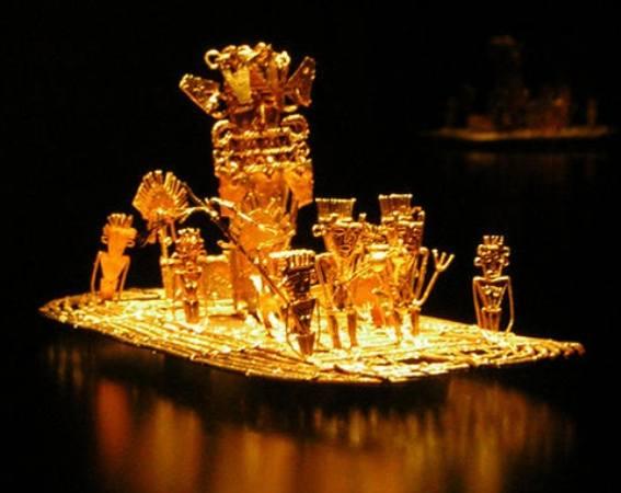 El Dorado, Misteri Peradaban Masa Lalu Di Dunia