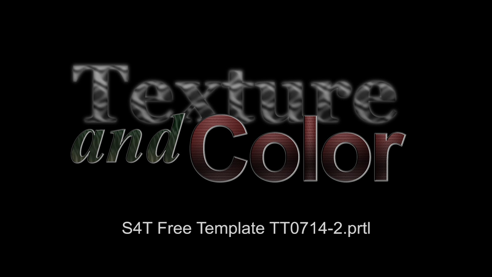 Style4type free s4t premiere pro title template more for Premiere pro title templates free