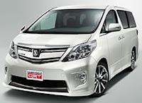 Harga Mobil, Toyota Alphard, Murah, Bekas, 2013, 2014, 2015