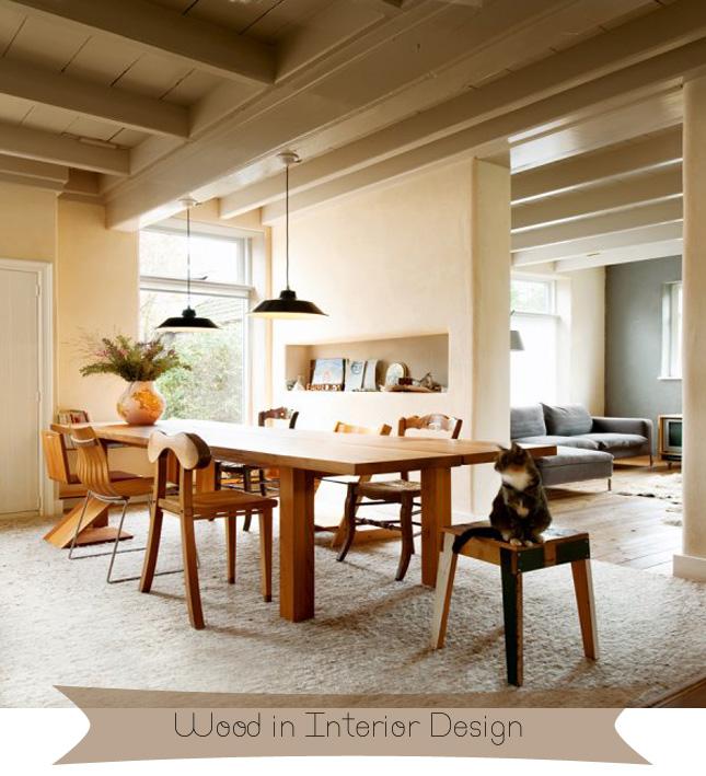 Wooden Interior Design Ideas