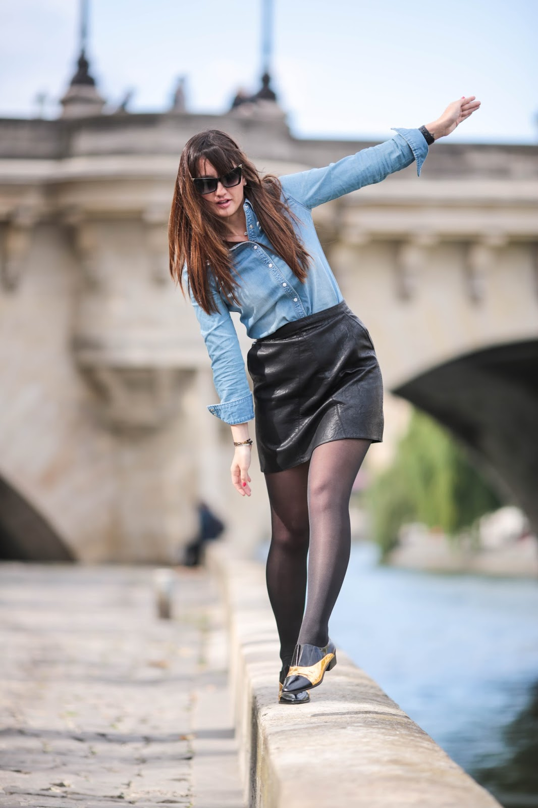 Blogger, Meet me in paree, Style, Look, Fashion, Streetstyle, Parisian style