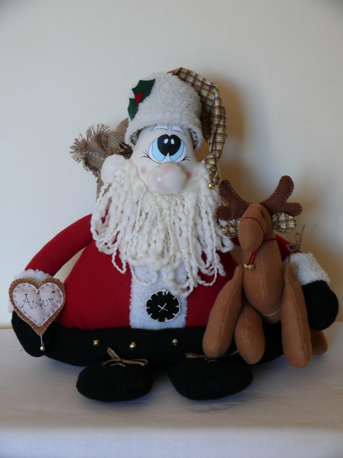 Eccezionale In punta d'ago: Sta arrivando Babbo Natale!!! XR36