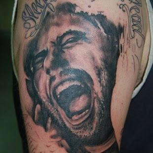 Sebastian ingrosso tattoos
