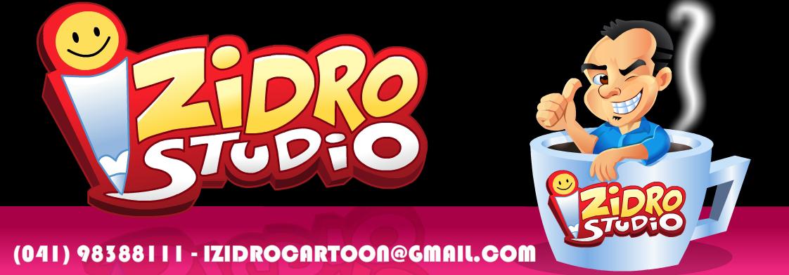 izidrostudio - Ilustração editorial e publicitária