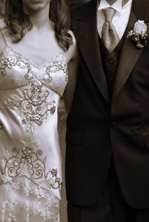 1920s vintage prom dress