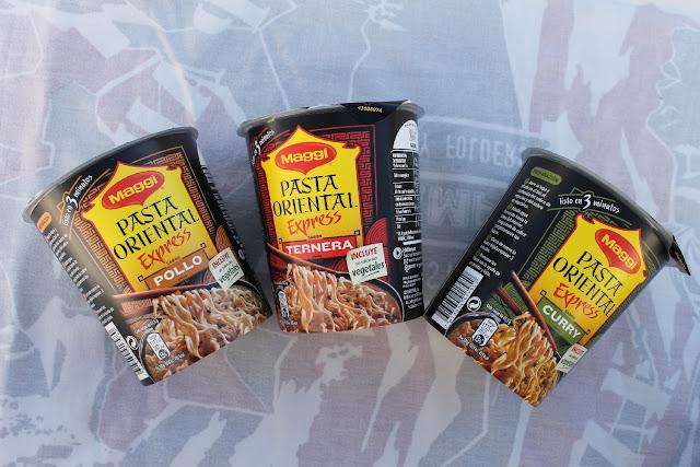 Maggi pasta oriental Express