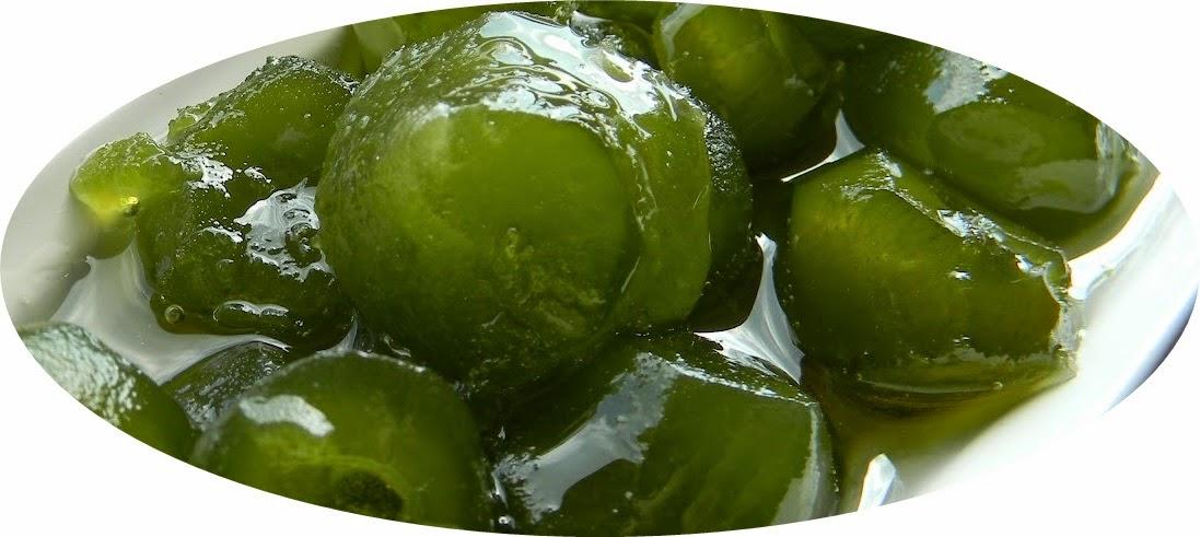yeşil incir reçeli nasılyapılır