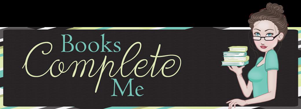 Books Complete Me