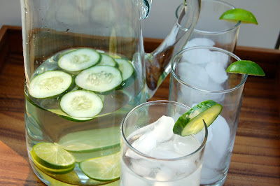 Cool Infused Water | www.kettlercuisine.com