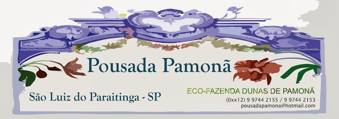 São Luiz do Paraitinga - Pousada Pamonã