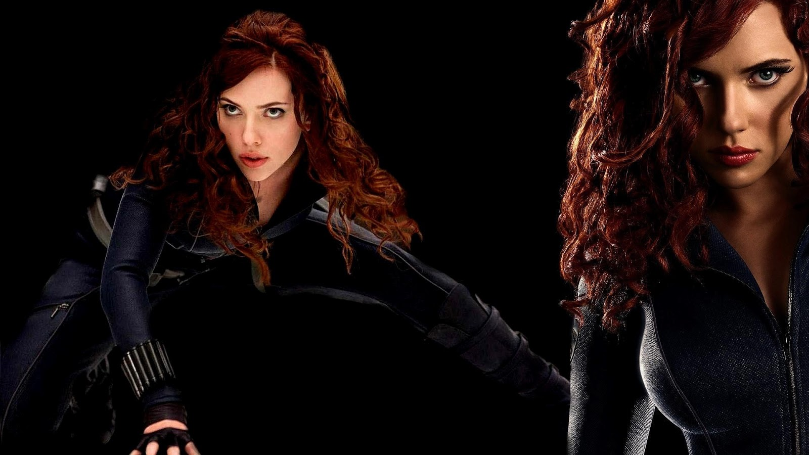 Scarlett johansson black widow wallpaper - photo#22
