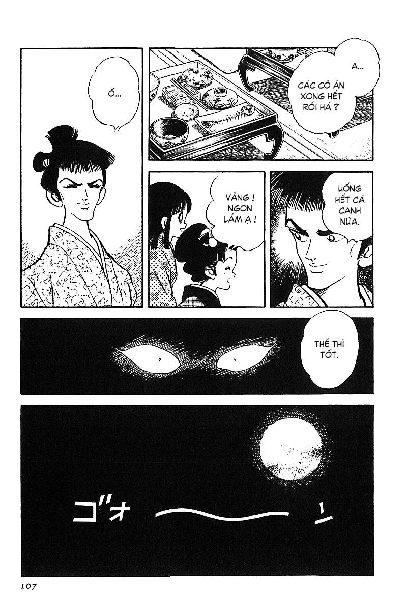 Nijiiro Togarashi - Ớt Bảy Màu chap 23 - Trang 13