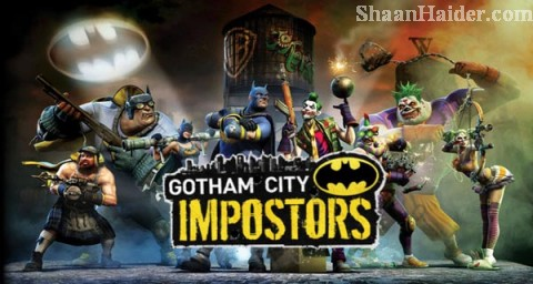 Gotham City Impostors Review