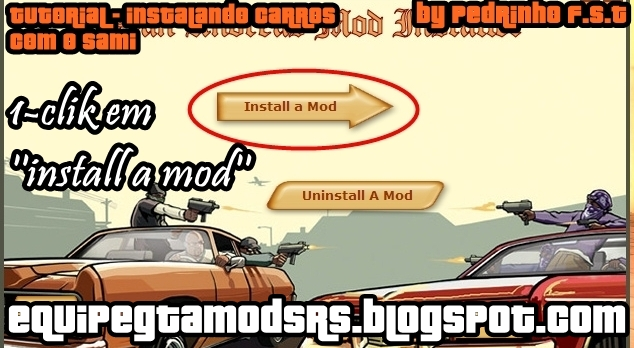 Download San Andreas Mod Installer