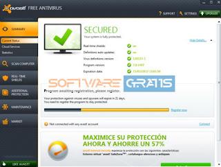 antivirus gratis - avast