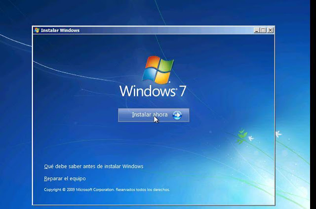 Windows 7 Ultimate Español Activado SP1 64 Bits ISO MSDN 2012
