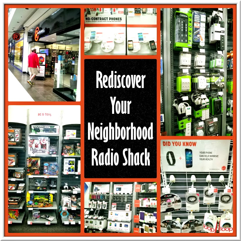 Shopping at Radio Shack for DIY tech projects #LetsDIT #shop #cbias