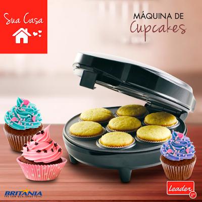 Minha máquina de Cupcakes