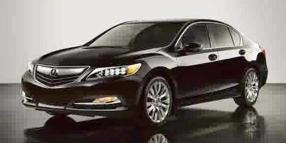2015 Acura TLX - Best Future Cars