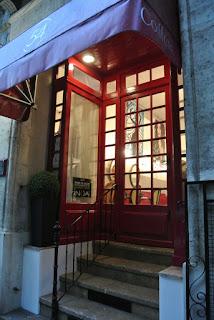 Devanture du salon de coiffure Studio 54 à Montpellier