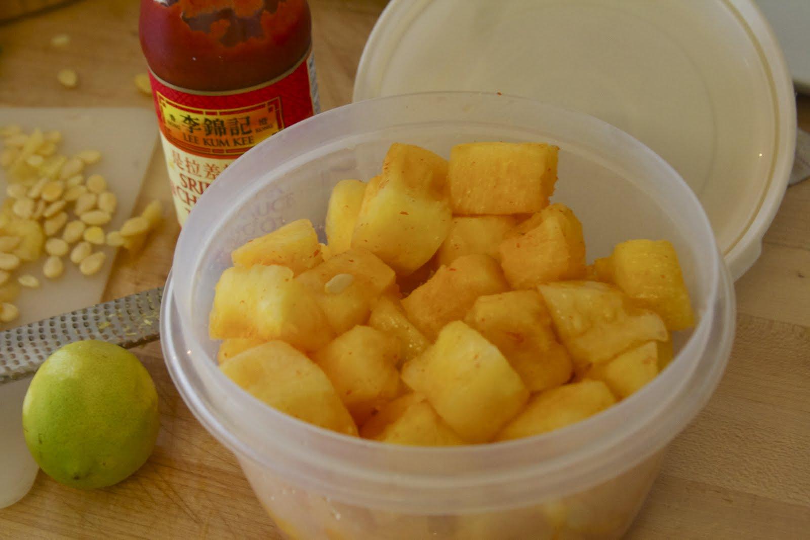 Sriracha Fridge Pickles Recipes — Dishmaps