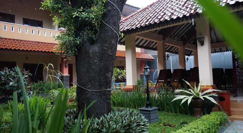 Hotel Murah Dekat Stasiun Lempuyangan - 3C Familia Residence