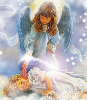hablar con los angel:
