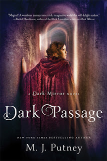 Cover Reveal: Dark Passage (Dark Mirror #2) by M.J. Putney