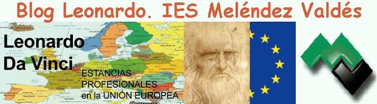 Leonardo Blog. IES Meléndez Valdés