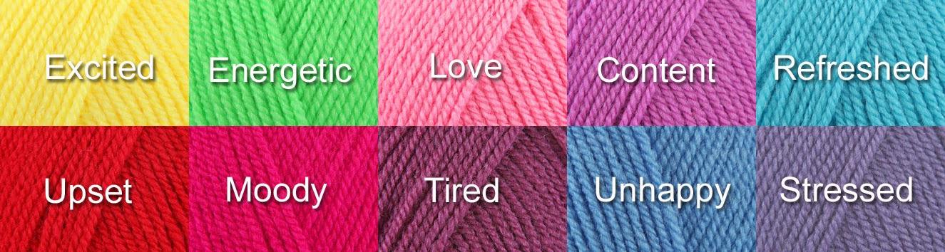Colour Moods hazel's crochet: crochet mood blanket 2014