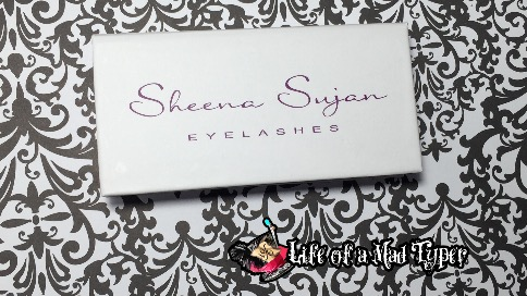 Sheena Sujan Eyelashes review.