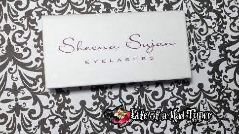 Sheena Sujan Eyelashes review.