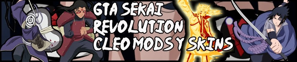 Gta: Sekai Revolution.