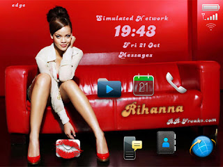 Rihanna Theme